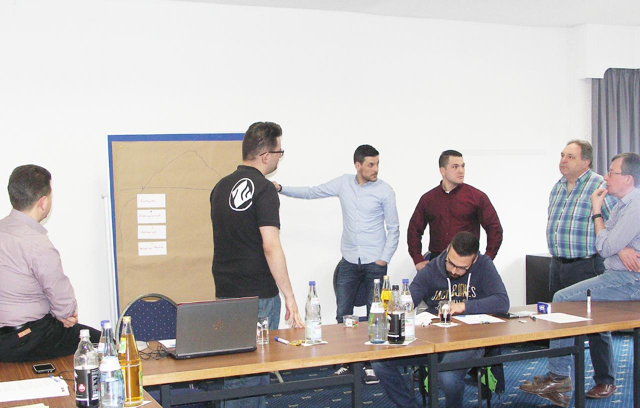 Change Management Prozess Seminar Stuttgart
