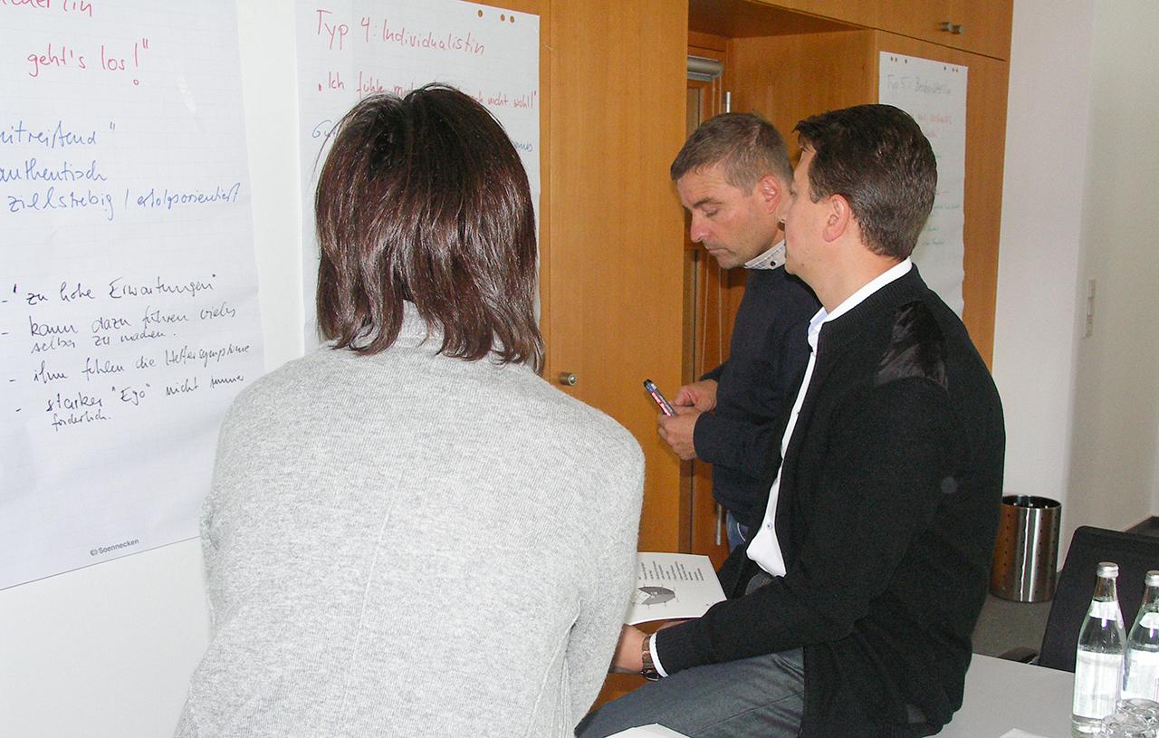 Enneagramm Seminar Training Workshop Work Life Balance Stuttgart