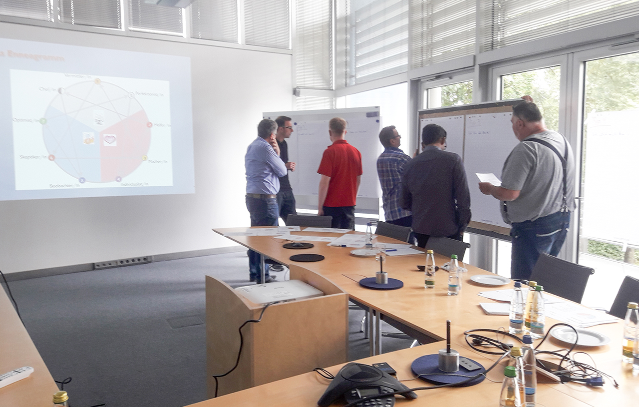 Enneagramm Seminar Stuttgart Business Menschenkenntnis