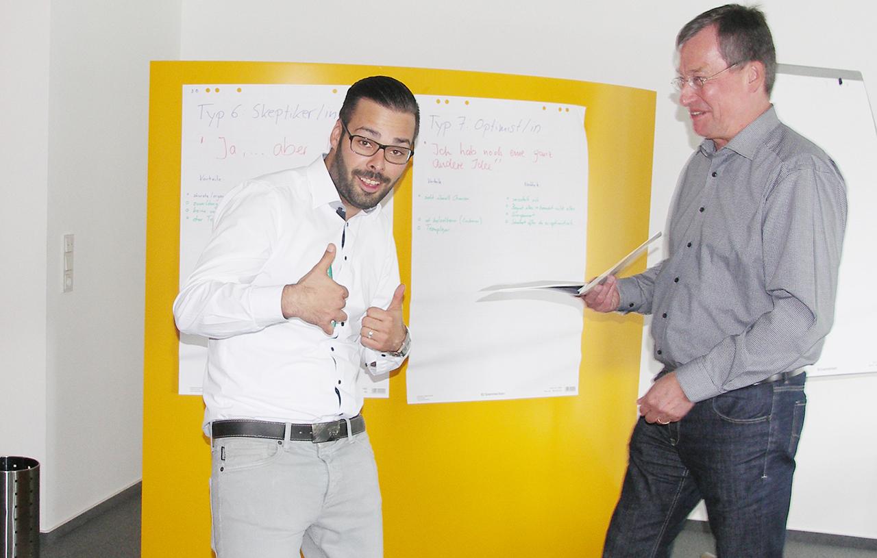 Enneagramm Seminar Teamentwicklung Stuttgart