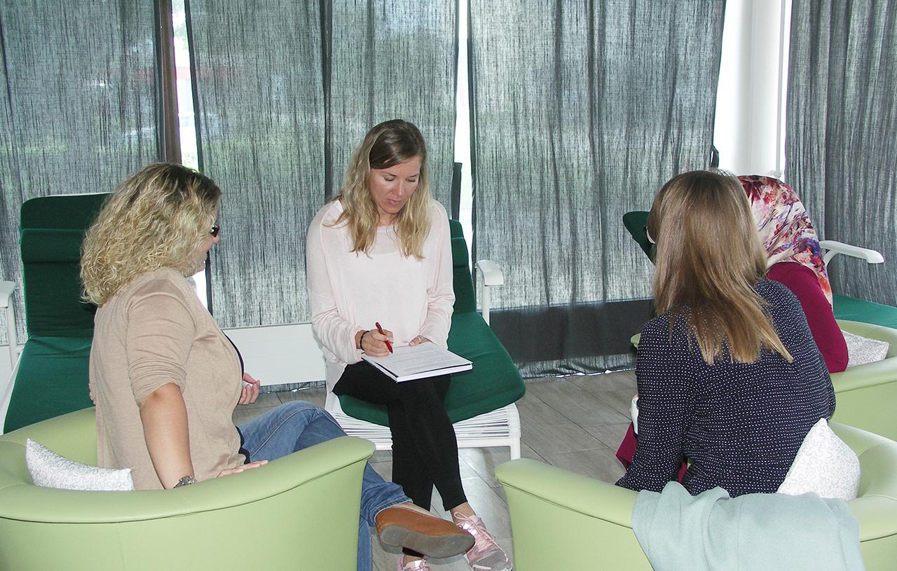Frauen Seminare Training Kommunikation Gespraechsfuehrung
