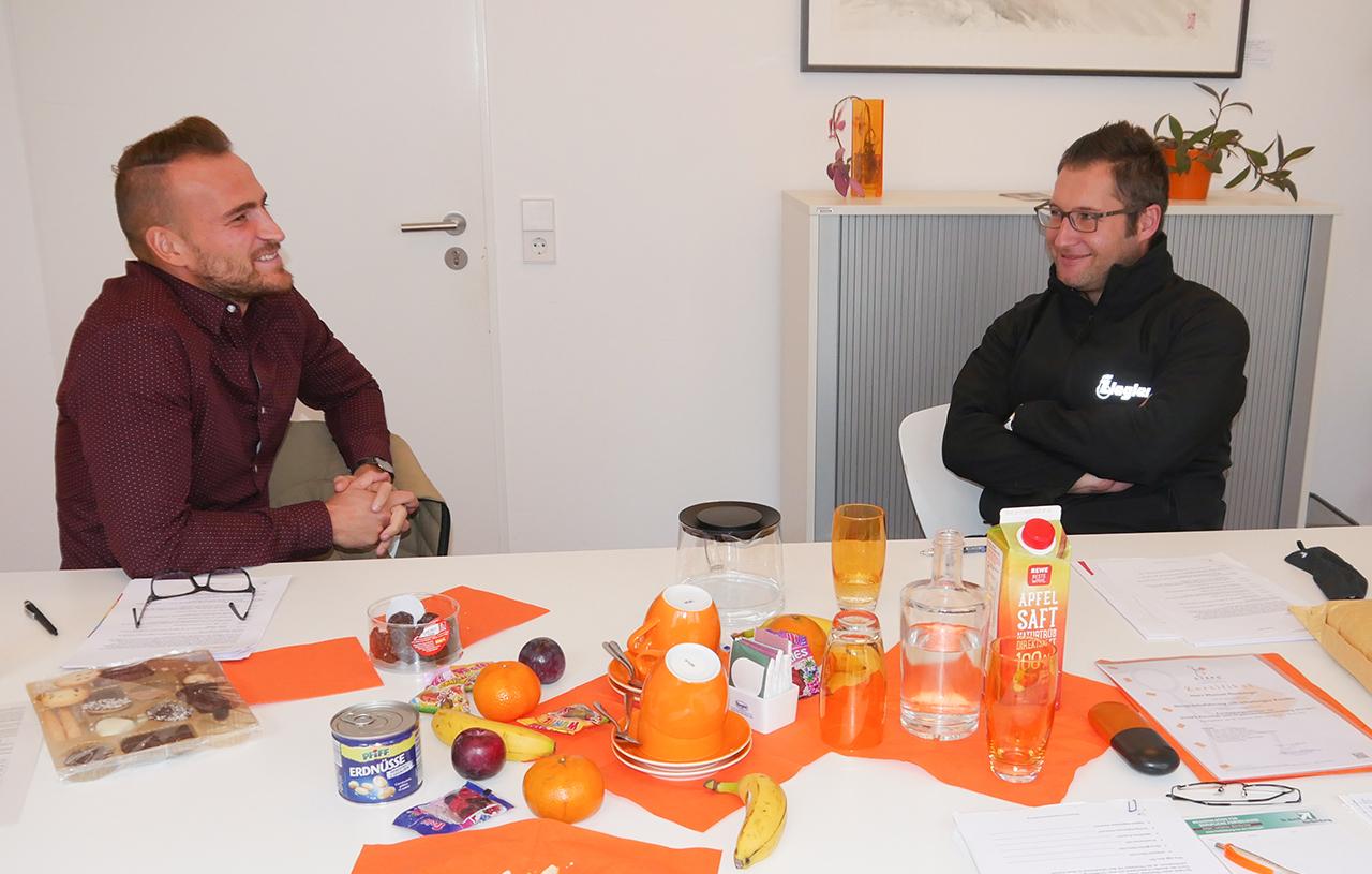Smalltalk Seminare Training Stuttgart Kommunikation Gespraechsfuehrung
