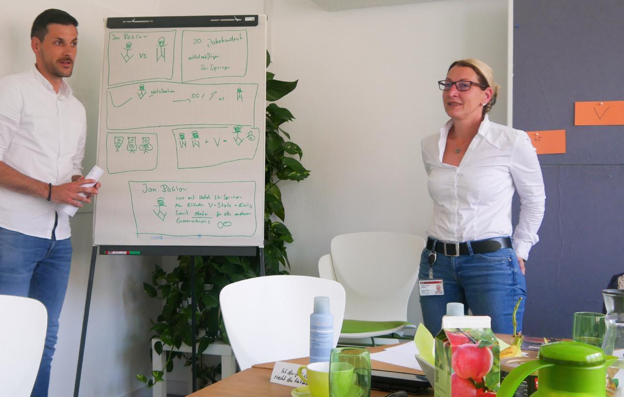 Storytelling Rhetorik Seminare Training Inhouse Stuttgart