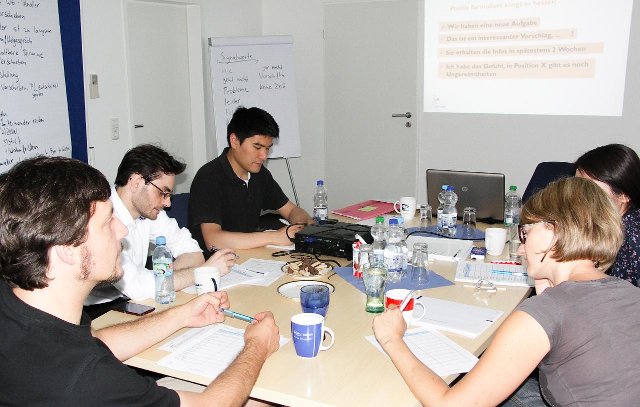 Fuehrungskraeftetraining Seminare Chef Rollenwechsel führungsnachwuchs Seminar Stuttgart