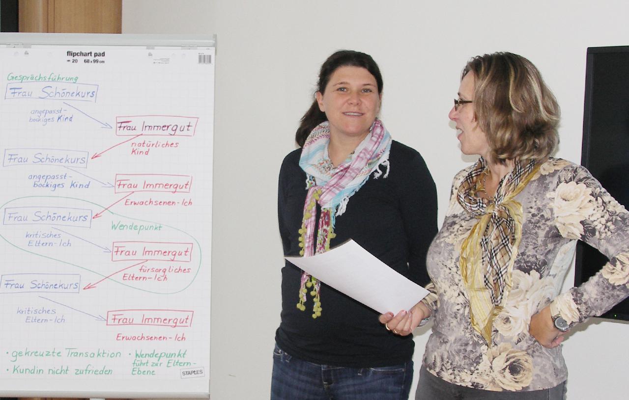 Kommunikation Reklamation schwierige Kunden Gespraechsfuehrung Seminar Stuttgart