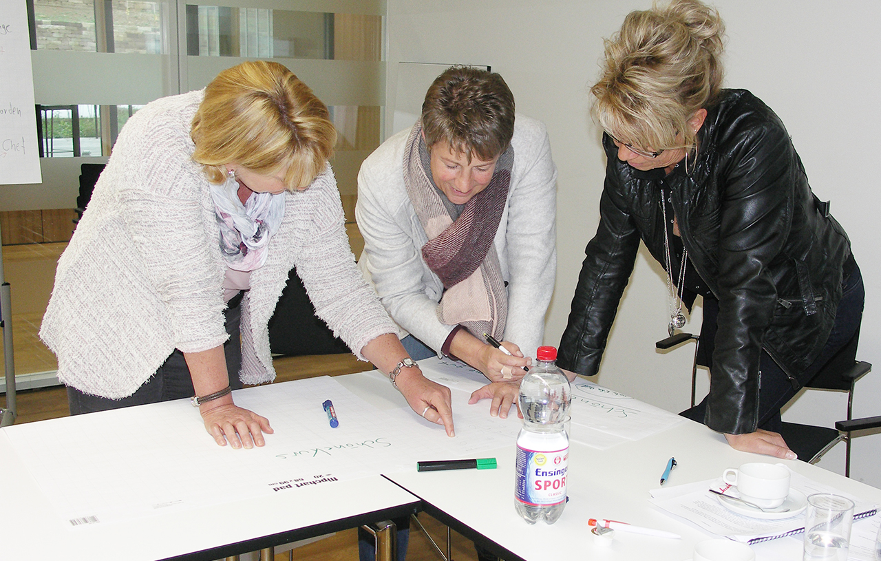 Konfliktmanagement Seminare Training Stuttgart