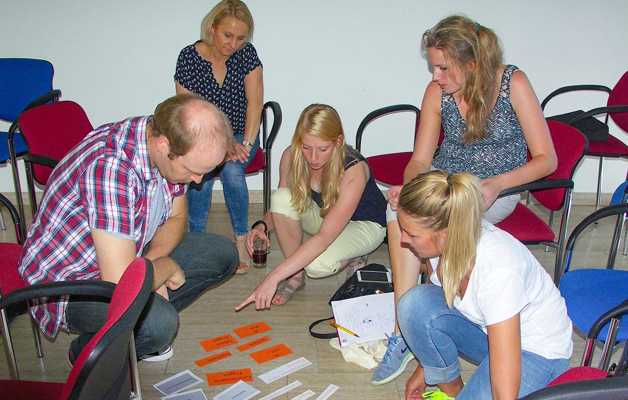 Teamentwicklung Seminar Stuttgart Teambildung Workshop