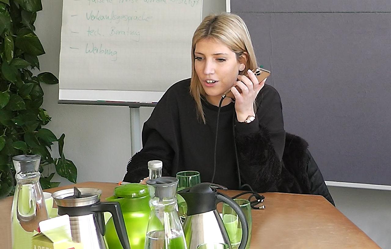 Telefontraining Seminar Stuttgart