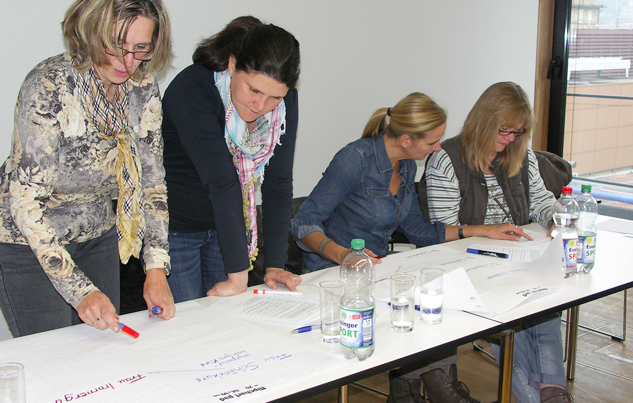 Zeitmanagement Selbstmanagement Persoenlichkeit Seminar Stuttgart
